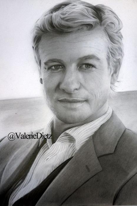 Simon Baker por ValerieVally
